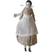 "Little 8.5"" Antique China Head Doll"