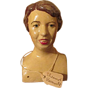Eleanor Roosevelt Doll Head