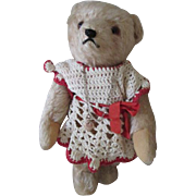"""Sweet 10"""" Teddy for Your Large Doll"""