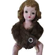 Beautiful Vintage Fur for Your Fashion Doll
