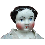 "Endearing 11"" China Head Doll"
