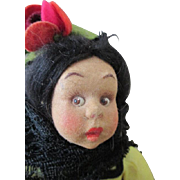 Surprised Eyed Lenci Doll