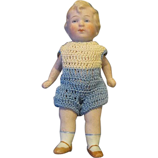 Sweet Limbach All Bisque Doll