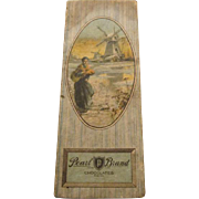 Antique Chocolate Box for Your Dolls