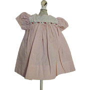 Vintage Factory Made Dress For Dy Dee Baby