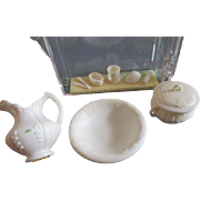 Doll House Miniature Toiletries