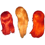 Vintage Barbie Color Magic Doll Wigs
