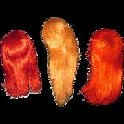Vintage Barbie Color Magic Doll Wigs