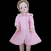 Pink Coat for Cissy or Miss Revlon Doll