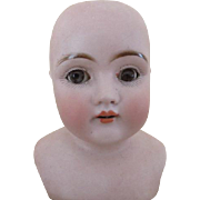 Darling Kestner DEP 154 Shoulder Doll Head