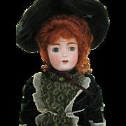 Stunning Kestner 171 Antique Bisque Head Doll