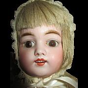 Stunning Kestner 168 Letter Doll
