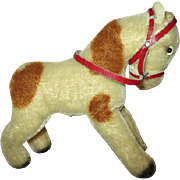 Cute Steiff Pony