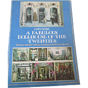 A Fabulous Dollhouse of the Twenties book by John Noble