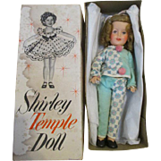 Vintage Shirley Temple Doll with Original Box