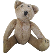 Darling Antique Teddy Bear Seeks New Home