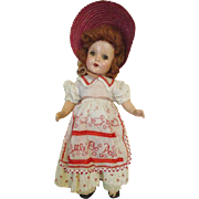 Cute Composition Little Bo Peep Doll in Original Outfit