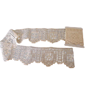 Wide Vintage Lace for Your Antique Dolls