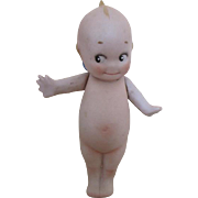 Darling Kewpie Doll - Signed on Bottom of Feet