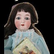 Stunning Queen Louise Bisque Head Doll