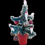 Vintage Doll House Christmas Tree