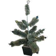 Miniature Bottle Brush Christmas Tree for Your Doll