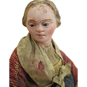 Antique Neapolitan Creche Figure