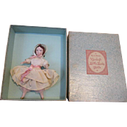 Antique Ruth Gibbs Doll in Original Box