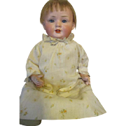 Darling Bahr Proschild 585 Antique Baby Doll