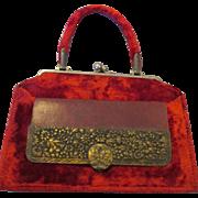 Antique Ladies Hand Bag or Purse