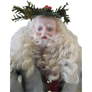 Artist Miniature Santa Claus
