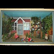 Childhood Memories Room Box