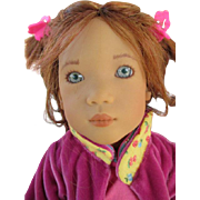 Annette Himstedt's Kitti Doll from the 2000 Series
