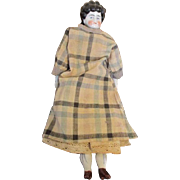 Sweet Antique German China Head Doll