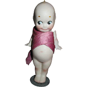 All Bisque Kewpie Doll by Rose O'Neill