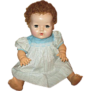 Vintage Factory Made Dress For Dy Dee Baby or Tiny Tears Doll