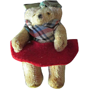 Vintage Hand Made Joint Teddy Bear