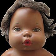 vintage Black Baby Tender Love Doll - Anatomically Correct