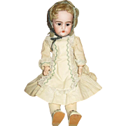 Simon Halbig 1079 DEP Bisque Head Doll