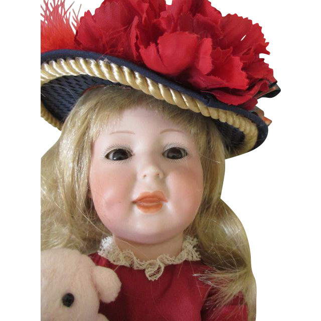 Darling AM 590 Character Doll