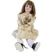 Pretty Queen Louise Doll