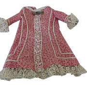 Darling Dress for your Antique Doll
