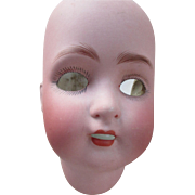ABG Sweet Nell Mold 1362 Bisque Doll Head