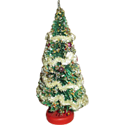 Vintage Doll House Christmas Tree