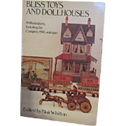 Bliss Toys and Dollhouses book by Blair Whitton