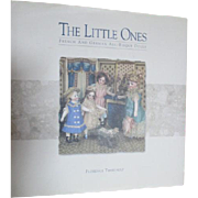 The Little Ones, French and German All-Bisque Dolls Hardcovered Book by Florence Theriault
