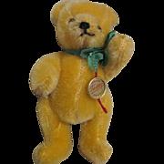 Small Hermann Teddy Bear for Your Doll's Companion