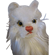 Steiff Persian Cat - Diva - For Your Dolls Companion