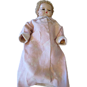 Pink Eiderdown Robe for Dy-Dee Baby
