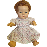 Sweet Factory Made Rosebud Dress for your Dy-Dee Baby Doll